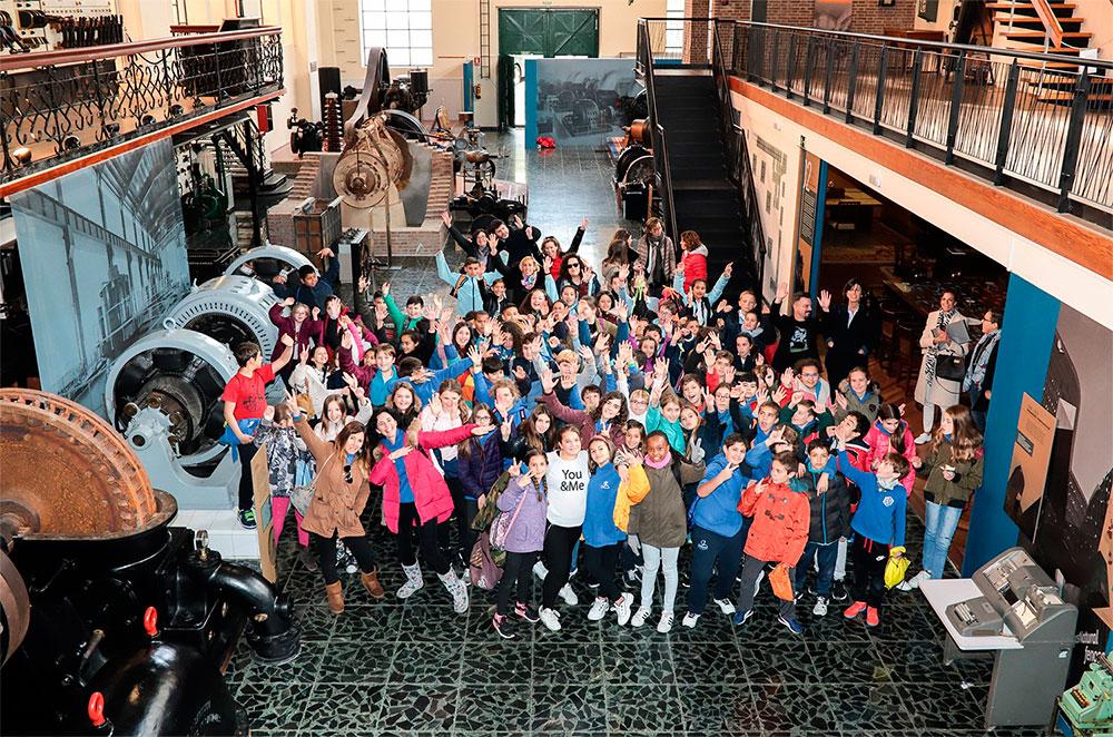 Museo Bolarque programa educativo visita
