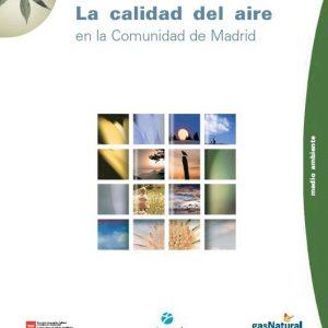 calidad aire Madrid