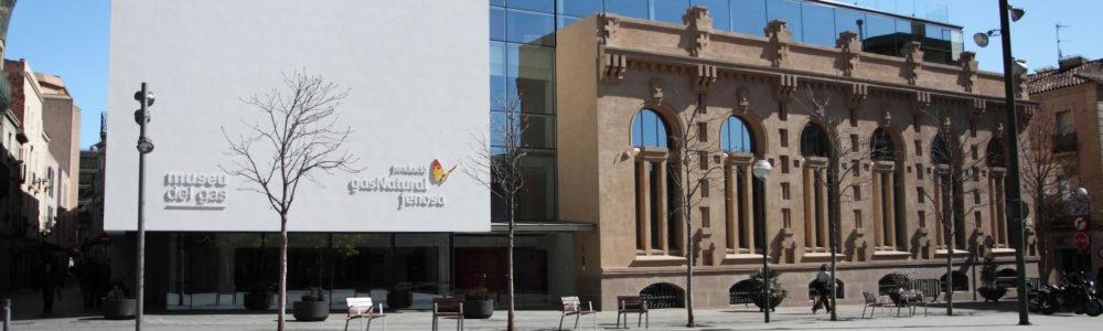 edificio Museo del Gas Sabadell