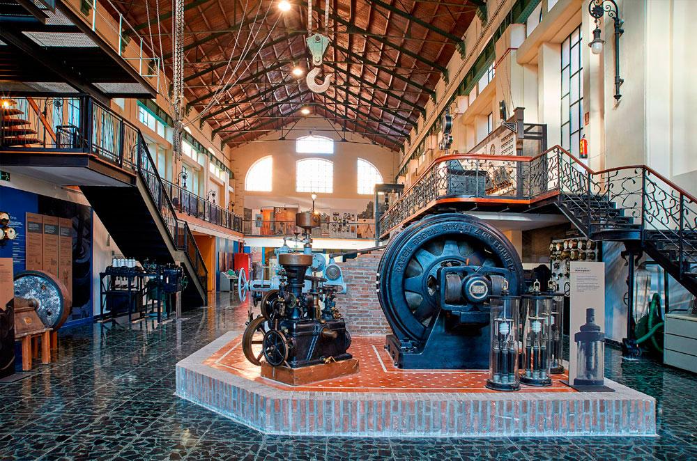 Exposición Museo Bolarque