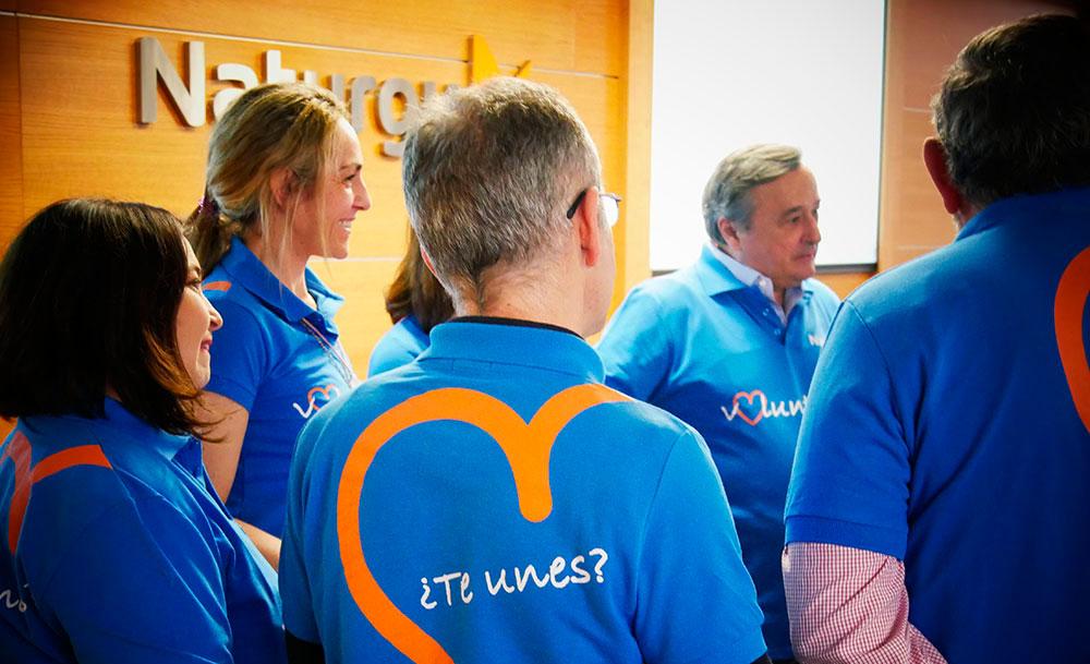 Voluntariado energético Fundación Naturgy