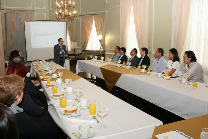 Programa de formación de proveedores. Colombia.