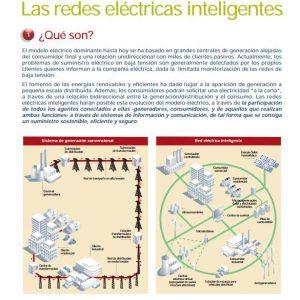 las redes electricas
