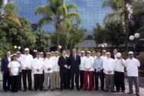 Graduación del programa de formación de proveedores en México