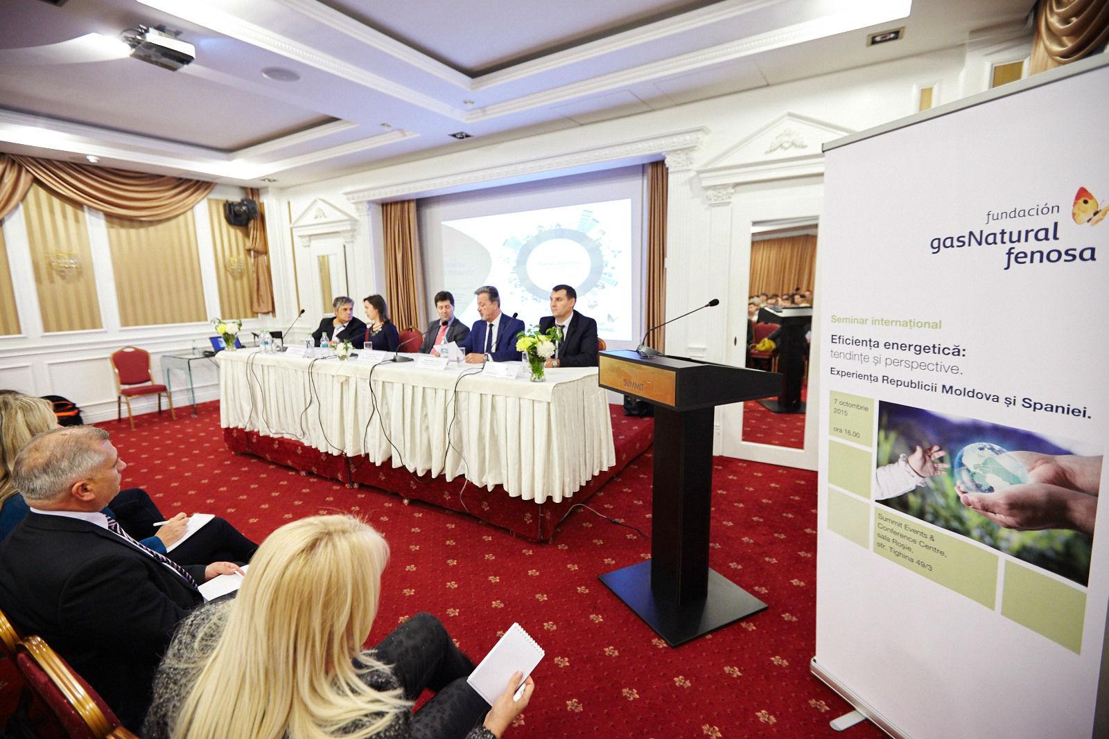 Eficiencia energética: tendencias y perspectivas. Las experiencias de la República Moldova y España