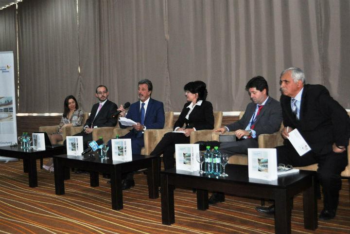 """La Fundación Gas Natural Fenosa lanza en la Republica Moldova el libro """"Redes Eléctricas Inteligentes"""" Los campos obligatorios están marcado"""