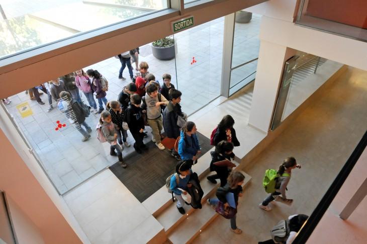 Segell activitats educatives Museo del Gas