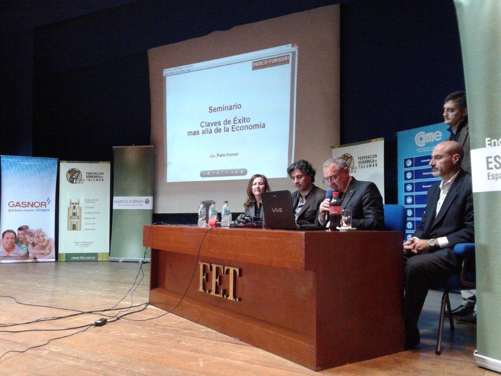 Seminario del Programa Primera Exportación en el NOA (2)