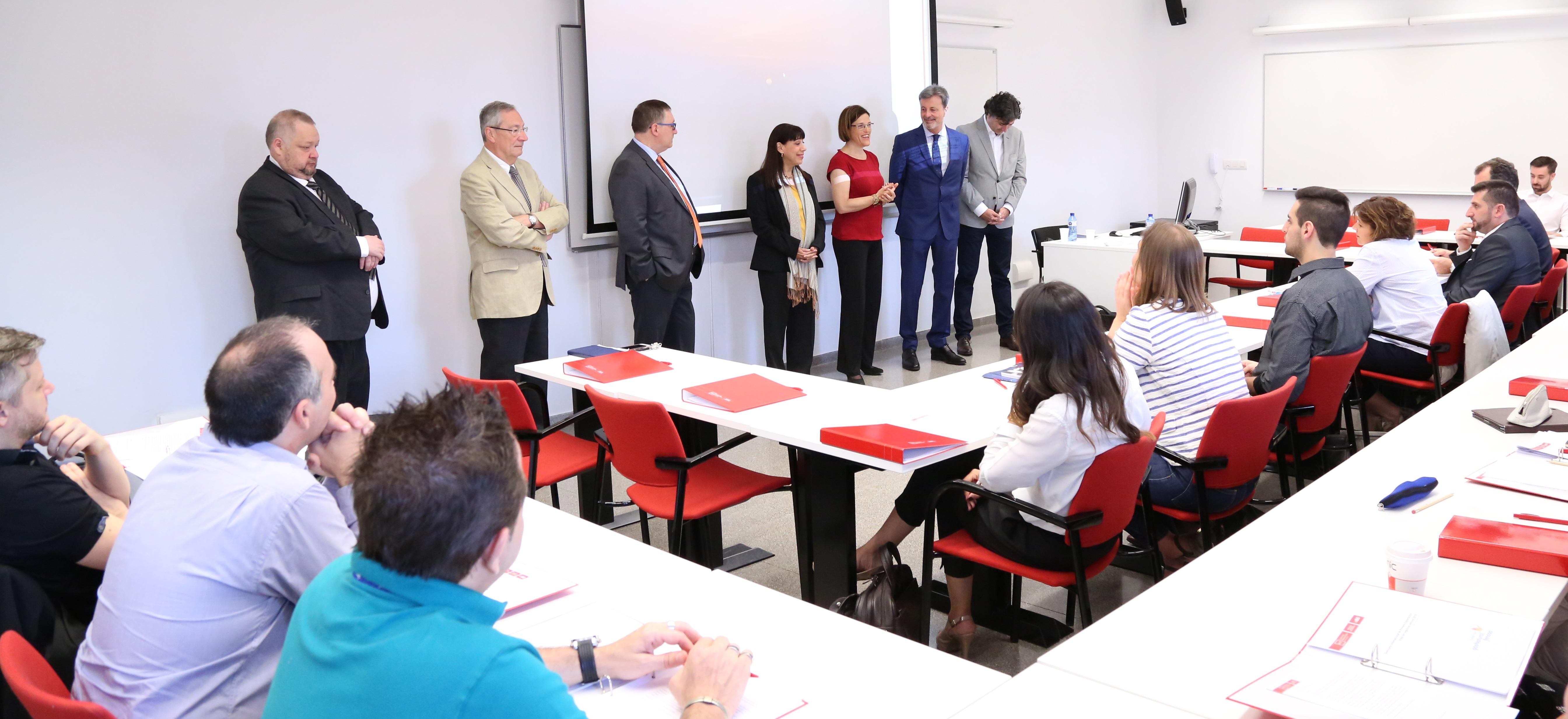 Beca 30 empresarios españoles y argentinos comercio exterior