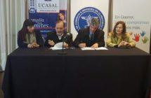 Programa Primera Exportación en Argentina: Firmado un Convenio de Colaboración con la Universidad Católica de Salta