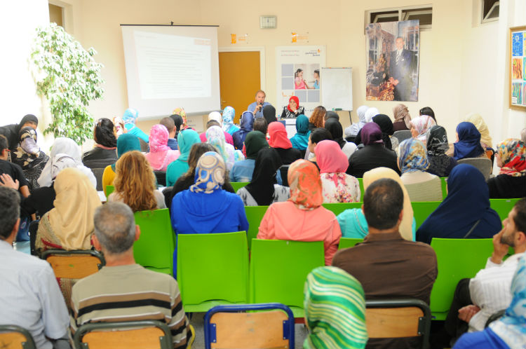 Programas internacionales Fundación Naturgy Marruecos