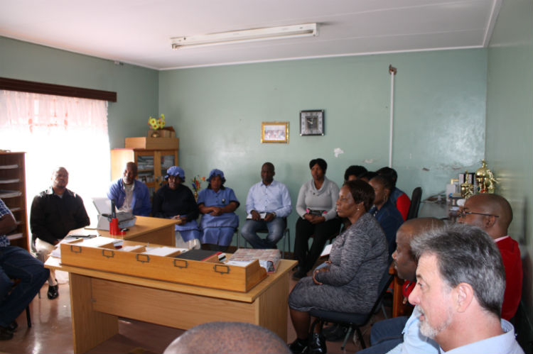 Programas internacionales Fundación Naturgy Sudáfrica