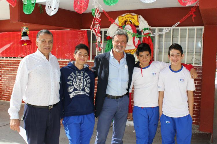 Programas internacionales Fundación Naturgy en México