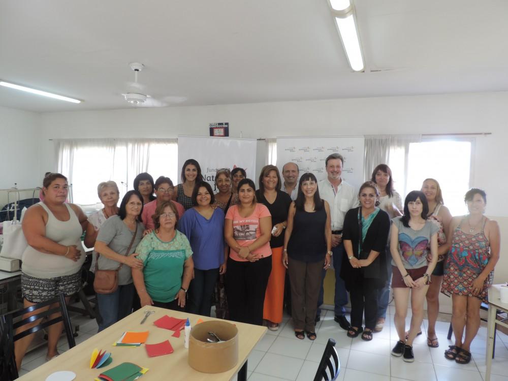 Aula Fundacion Argentina
