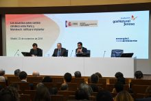 Los acuerdos sobre cambio climático entre París y Marrakech: ratificar e implantar. Madrid