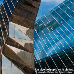 Libro: Un caleidoscopio en la ciudad. 10 años del edificio de Gas Natural Fenosa