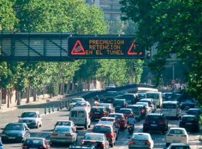 La calidad del aire Madrid