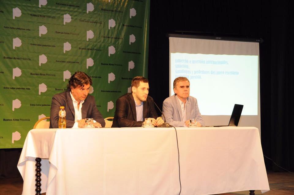 La Fundación Gas Natural Fenosa y el Gobierno de la Provincia de Buenos Aires organizan un seminario sobre desafíos del escenario internacional