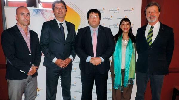La Fundación Gas Natural Fenosa y el Banco Ciudad firmaron un convenio de colaboración en el marco del Programa Primera Exportación