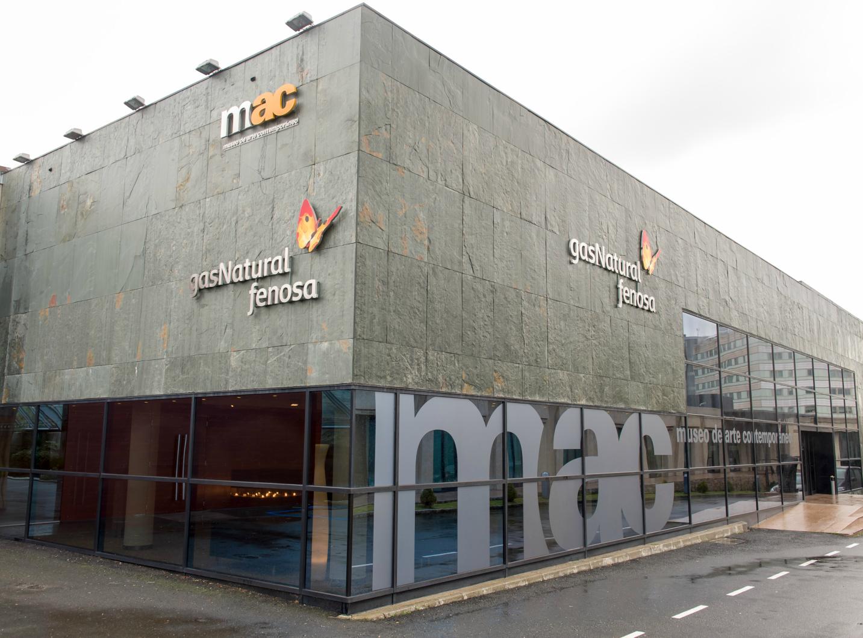 Edificio Museo Arte Contemporáneo A Coruña