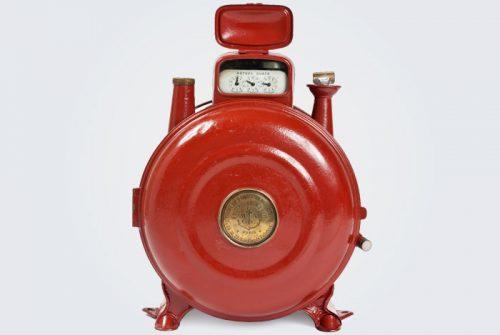 contador hidraulico