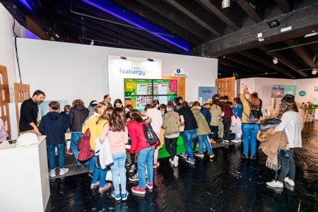 """Actividad """"Cleanairs en el Salón de la Enseñanza"""". Barcelona"""