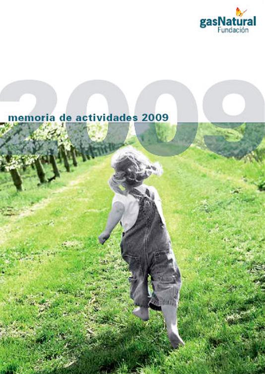 Memoria de actividades Fundación Naturgy 2009