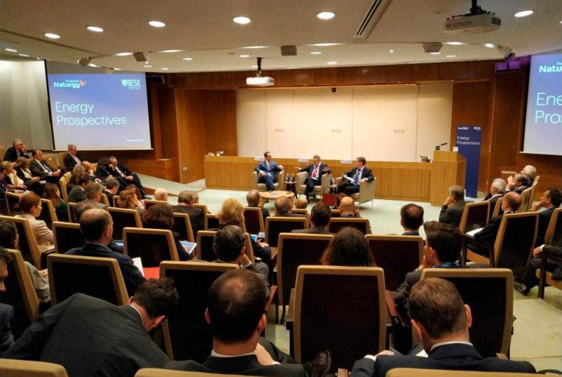 Energy Prospectives Fundación Naturgy IESE