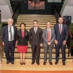La Fundación Naturgy conmemora el 20º aniversario de la compañía en Panamá con una exposición sobre el pasado y el futuro de la energía en el país