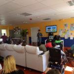 La Escuela de Energía de Fundación Naturgy visita Val do Dubra para ayudar a familias vulnerables a hacer un consumo eficiente y reducir su factura