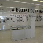 Exposición La belleza de la máquina Ramon de Baños