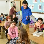 More than 450 students from Lleida take part in a Naturgy Foundation education programme about new energy technology and current challenges