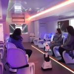 Fundación Naturgy ofrece en Sabadell un innovador viaje virtual al espacio para concienciar sobre los retos ambientales del planeta, la transición energética y la economía circular