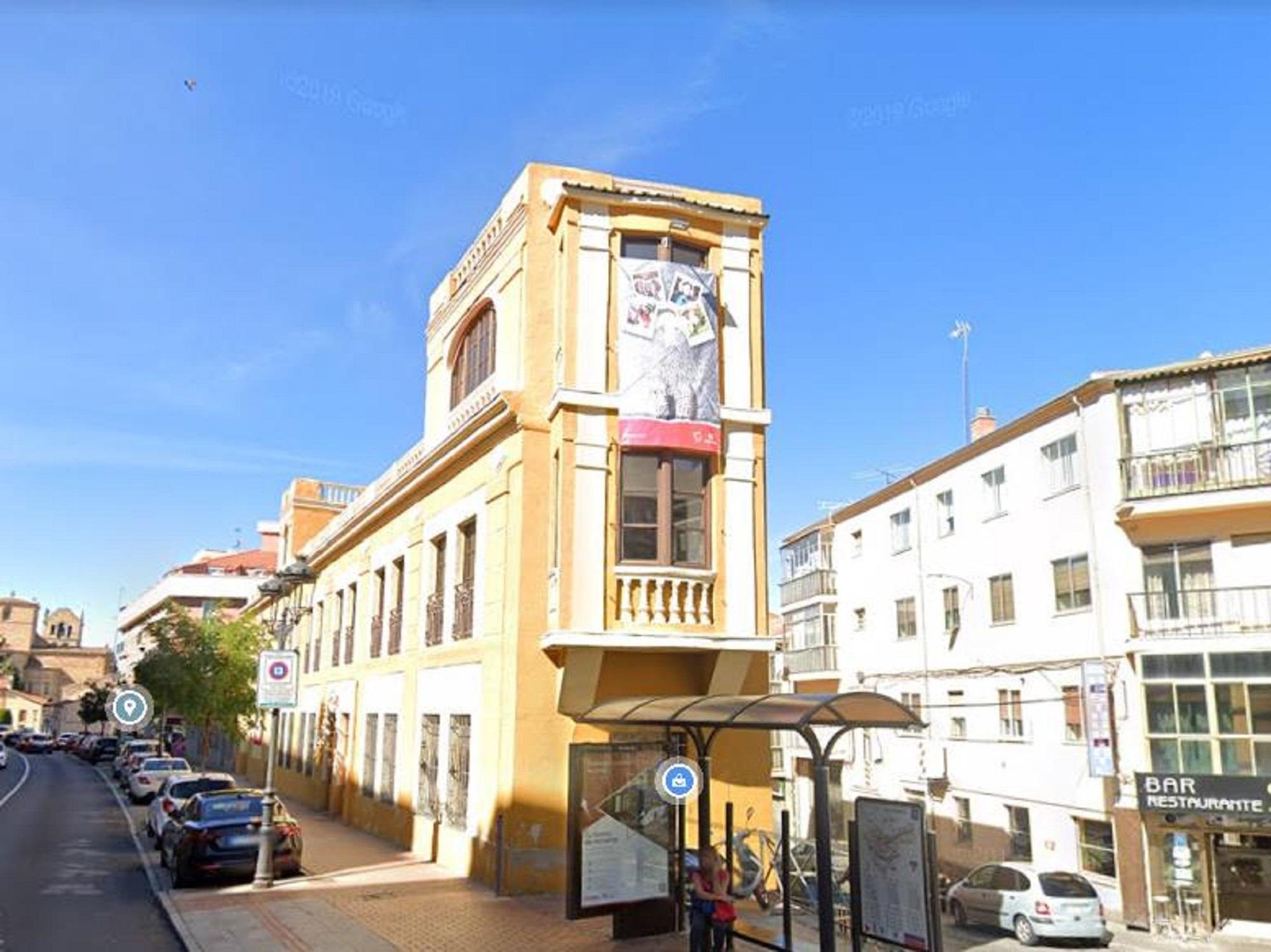 Edificio Cáritas en Ávila