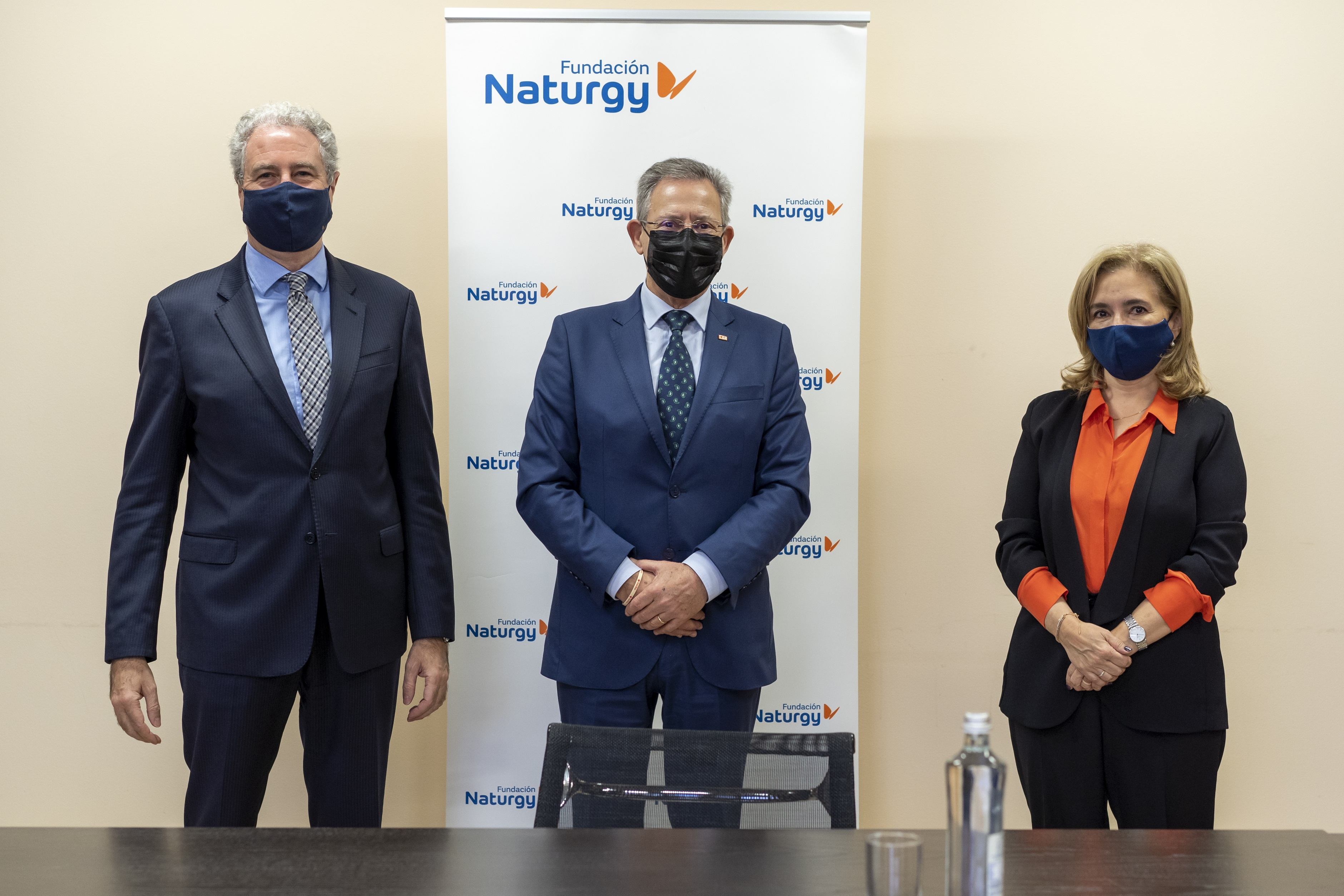 Firma convenio Fundación Naturgy-Cruz Roja 1