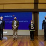 Fundación Naturgy falla la primera edición del 'Premio a la mejor iniciativa social en el ámbito energético' y reconoce la labor de las entidades sociales en su lucha contra la vulnerabilidad energética