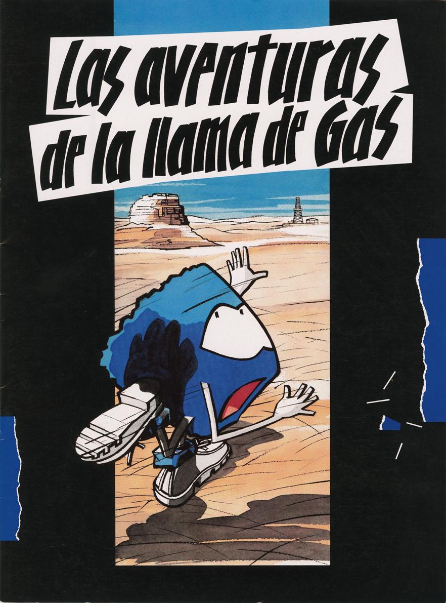 Aventuras-llama-de-gasCoberta-1989